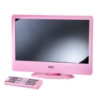 "Polaroid 15.6inch 15.6"" LED TV Television Kids Adults Bedroom baby Pink (A096)"