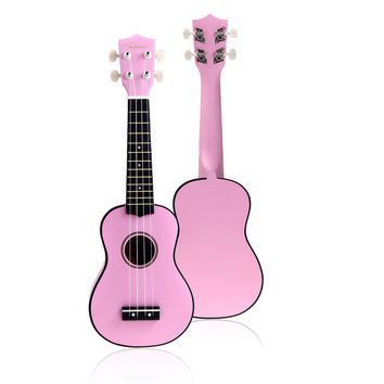 Pink Homeland 21in Compact Ukelele