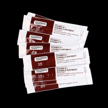 ac ESBO2Q 50pcs Tattoo After Care Cream - Vitamin A & D Faster Healing Recovery Permanent Makeup Accesories