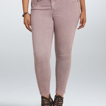 17178 Torrid Dusty Pink Skinny Jeggings Sz 18 NWT - Online Exclusive