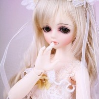 Free shipping 1/4 ( 40cm ) 5 colours skin high quality resin bjd fashion doll ( include eyes and makeup)-in Dolls from Toys & Hobbies on Aliexpress.com | Alibaba Group