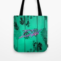 FTW Tote Bag by Startistunknown