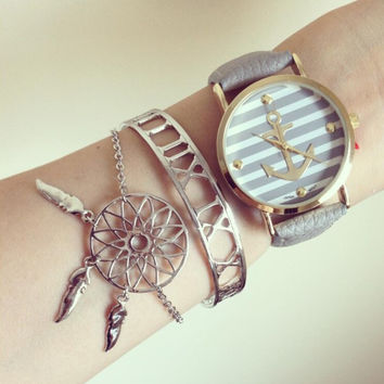 New Anchor Watch + Gift Box