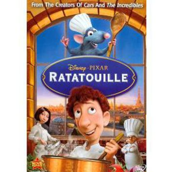 dvd_video Ratatouille [WS]