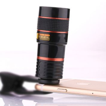 Fish Eye Wide Angle Macro Telephoto Lens Camera Travel Photograph high-definition photography lens