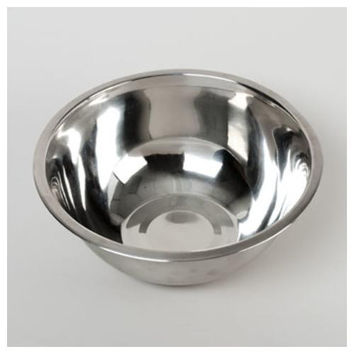Stainless Steel Deep Mixing Bowl - 5 Qt.