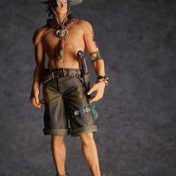 Banpresto One Piece Super Master Stars Supreme Portgas D. Ace Figure Statue USA