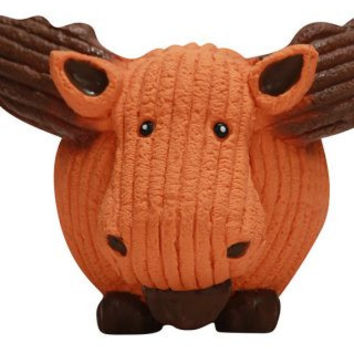Huggle Hound - Ruff Tex Moose Knottie - Dog Chew Toy