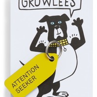 Growlees Attention Seeker Collar Charm | Nordstrom