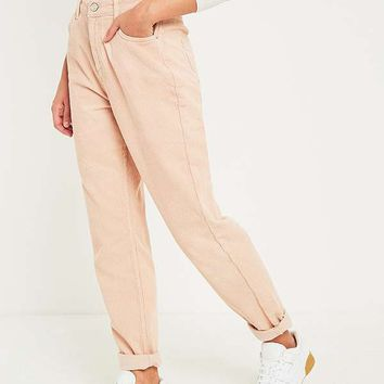 BDG Mom Ice Pink Corduroy Jeans | Urban Outfitters