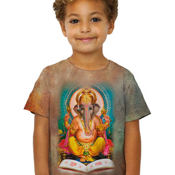 "Kids India - ""Ganesh Hindu God"""
