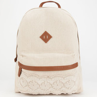 T-Shirt & Jeans Carrie Backpack Ivory One Size For Women 26014716001