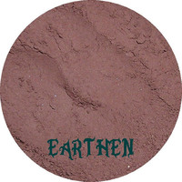 EARTHEN - Matte Eyeshadow - 5 Gram Pot