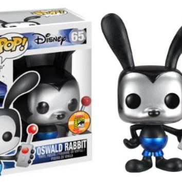 Funko pop disney epic mickey oswald from amazon rare pop funko pop disney epic mickey oswald figure sdcc exclusive ccuart Images