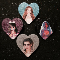 Tumblr Pop Artist Queen Pin Lana Del Rey, Marina and the Diamonds, Halsey, Melanie Martinez