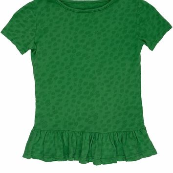 Clearance - Persnickety Green Elsie Tee