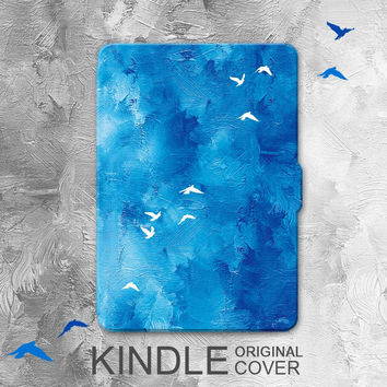 E-Books Case For Amazon Kindle Voyage Case Shell Leather Cover For Kindle Voyage Case lighter KV Voyage