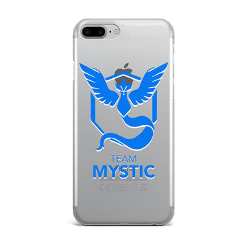POKEMON GO TEAM MYSTIC BLUE CUSTOM IPHONE CASE