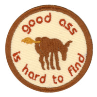 Good Ass Is Hard To Find Patch