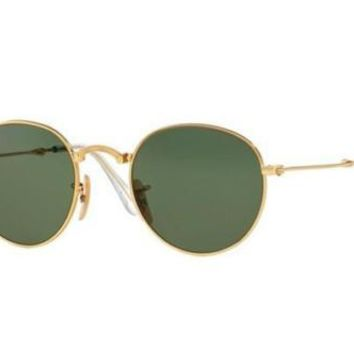 NEW Genuine Ray Ban RB3532 001 50 Gold Mens Womens Sunglasses Glasses