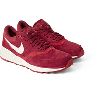 Nike - Air Odyssey LTR Suede Sneakers | MR PORTER
