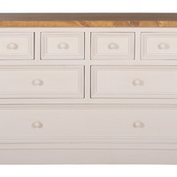 Tuscan 7 Drawer Chest - Products - 1825 interiors