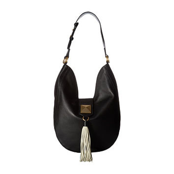 Badgley Mischka Bailey Hobo Black - Zappos.com Free Shipping BOTH Ways