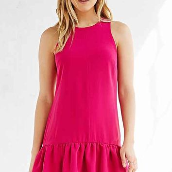 Keepsake When I Look Up Dress- Pink