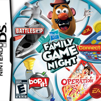 Hasbro Family Game Night - Nintendo DS (Game Only)