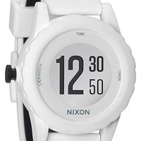 Nixon Genie White Watch - The Coolest Watches from Watchismo.com