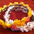Personalized Fandom Character Flower Crown by TheTigersOuttaTheBag