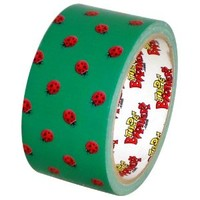 "Ladybug Picnic Missprinted Craft Duct Tape 1.88"" x 10 yds"