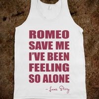 Romeo, Save Me