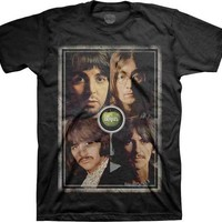Beatles 4 Faces Photo Shirt Sizes Medium Large XL