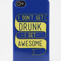 Urban Outfitters - Fun Stuff Awesome iPhone 4/4s Case