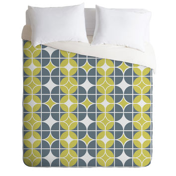 Heather Dutton Othello Duvet Cover