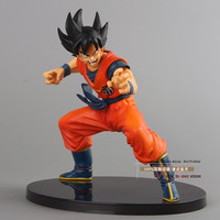 "Dragon Ball Z Figures The Monkey King Goku PVC Action Figure Toy 6""15CM Birthday Christmas Gift DBFG053"