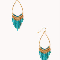 FOREVER 21 Striking Chandelier Earrings