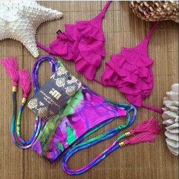 2015 Triangle bikini sexy Beach Swimwear Ladies swimsuit women swimwear bathing suit bikini brazilian maillot de bain bikini set = 1956518596