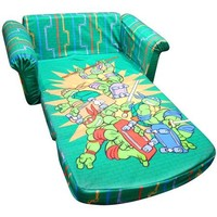 Marshmallow Furniture Flip-Open Sofa, Teenage Mutant Ninja Turtles, Retro - Walmart.com