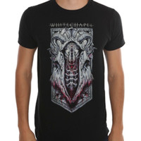 Whitechapel Evil Goat T-Shirt
