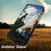 Disney Peterpan neverland,Case,Cell Phone,iPhone 5/5S/5C,iPhone 4/4S,Samsung Galaxy S3,Samsung Galaxy S4,Rubber,13/07/4/Ar