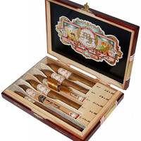 Cigars Sampler Various Box of 6