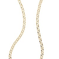 Women's Lana Jewelry 'Bacara' Strand Necklace - Yellow Gold