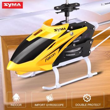 Syma Remote Control Helicopter  2 Channel RC Aircraft  Indoor Toy Toys for Children