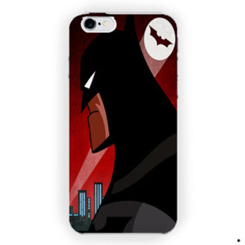 Batman Dark Night For iPhone 6 / 6 Plus Case