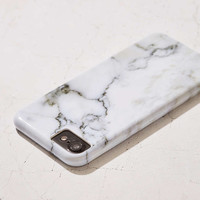 White Marble iPhone 7 Case - Urban Outfitters