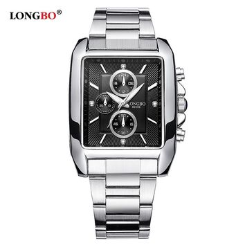 Military Luxury Quartz Watch Casual Fashion Steel Strap Watches Men Watch Sports Analog Wristwatch Gift Clock