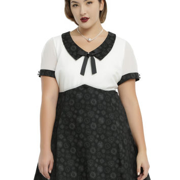 Fantastic Beasts And Where To Find Them Tina Pin-Up Dress Plus Size