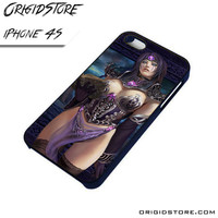 War Craft Case For Iphone 4/4S Case